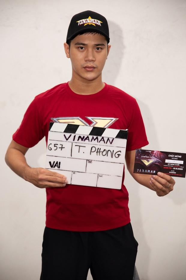 Chốt đơn 10 ứng viên siêu anh hùng VINAMAN: Vĩnh Thụy lọt top như dự đoán, hội trai đẹp đam mỹ oanh tạc - Ảnh 6.