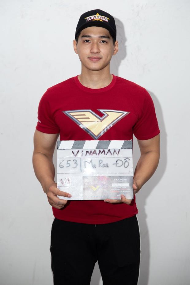 VINAMAN chốt đơn 10 ứng viên siêu anh hùng: Vĩnh Thụy lọt top như dự đoán, hội trai đẹp đam mỹ oanh tạc - Ảnh 8.