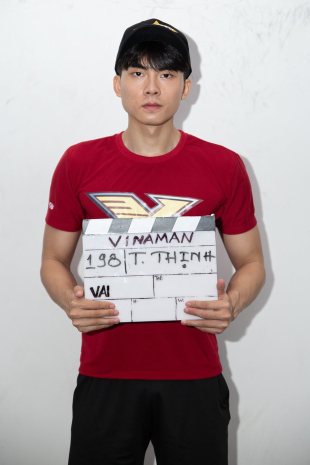 Chốt đơn 10 ứng viên siêu anh hùng VINAMAN: Vĩnh Thụy lọt top như dự đoán, hội trai đẹp đam mỹ oanh tạc - Ảnh 9.