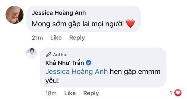 Gái xinh lấp ló ở teaser Em Là Của Em khiến netizen thắc mắc: Jessica là ai mà vai vế ngang hàng trên poster với Ngô Kiến Huy vậy cà? - Ảnh 4.