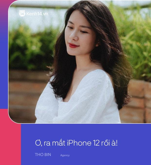 Nghe gái xinh chốt hạ iPhone 12: Chê thế thôi chứ mình vẫn mua - Ảnh 3.