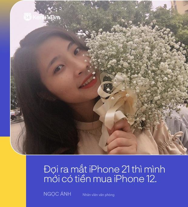 Nghe gái xinh chốt hạ iPhone 12: Chê thế thôi chứ mình vẫn mua - Ảnh 13.