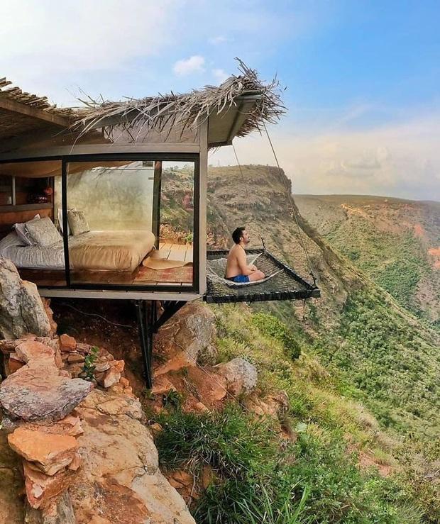 Những lần du khách choáng ngợp trước thiết kế đỉnh cao của các nhà hàng - khách sạn, sao có thể sáng tạo đến vậy chứ? - Ảnh 23.