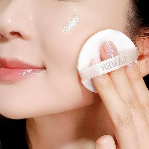 Để da không bị sần mốc khi makeup mùa lạnh, chị em nên học 5 chiêu của gái Hàn - Ảnh 6.