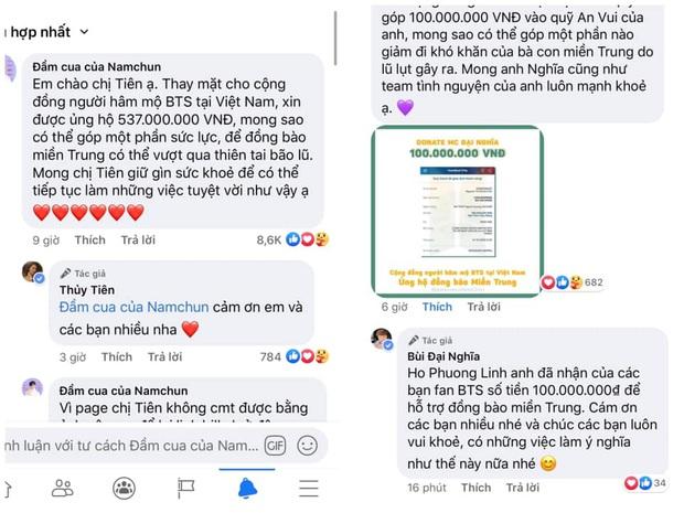 Gặp gỡ fanclub BTS kêu gọi được hơn nửa tỷ cứu trợ miền Trung: Các bậc phụ huynh vô cùng tự hào khi thấy con góp sức như vậy - Ảnh 6.