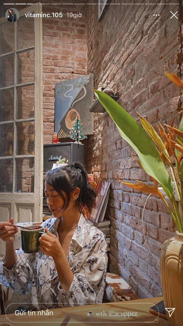 Cựu hot girl Hà Nội đọ sắc với tiểu thư Paris đang hot: Cách nhau 4 tuổi, chung khung hình không biết ngắm ai trước đây - Ảnh 4.