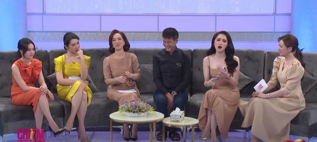Thái độ của đạo diễn Lê Hoàng khi Hương Giang nói đạo lý gây chú ý, hội chị em Hari Won - Thuý Ngân cũng đứng hình tại chỗ - Ảnh 7.