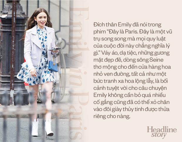 Giữa hiện thực đầy khắc nghiệt và đen tối, Emily In Paris là câu chuyện cổ tích hoang đường mà khán giả toàn cầu cần được đắm chìm? - Ảnh 3.