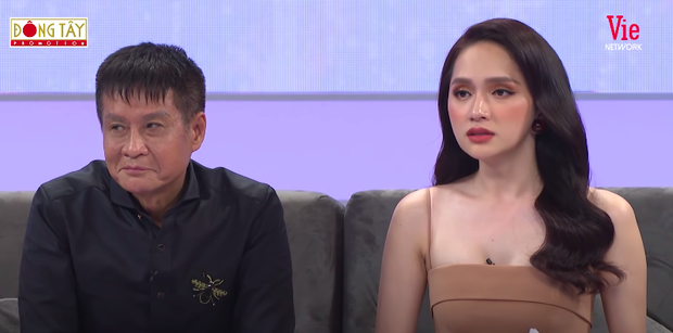 Thái độ của đạo diễn Lê Hoàng khi Hương Giang nói đạo lý gây chú ý, hội chị em Hari Won - Thuý Ngân cũng đứng hình tại chỗ - Ảnh 5.