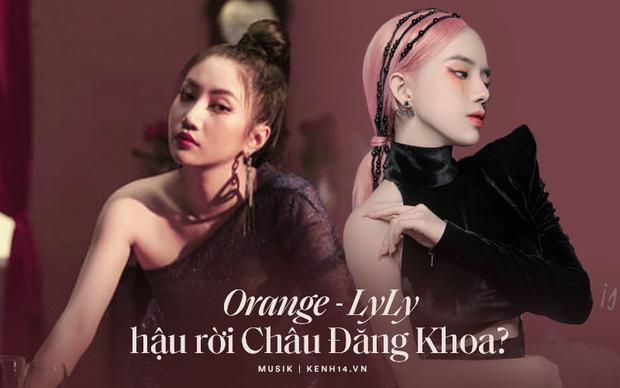 Đồng loạt comeback hậu chia tay Châu Đăng Khoa: Orange hụt hơi cần hợp sức với HIEUTHUHAI, LyLy ra MV vỏn vẹn hơn 1 triệu view - Ảnh 1.