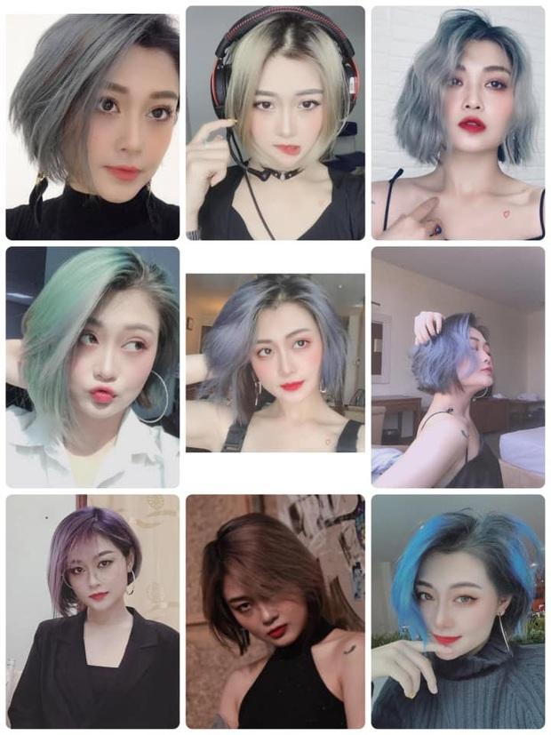 Những nữ streamer có kiểu tóc chất phát ngất, học tập ngay nếu bạn muốn theo đuổi hình tượng cá tính, sexy, quyến rũ - Ảnh 2.