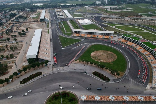Chính thức hủy chặng đua F1 Việt Nam - Ảnh 1.