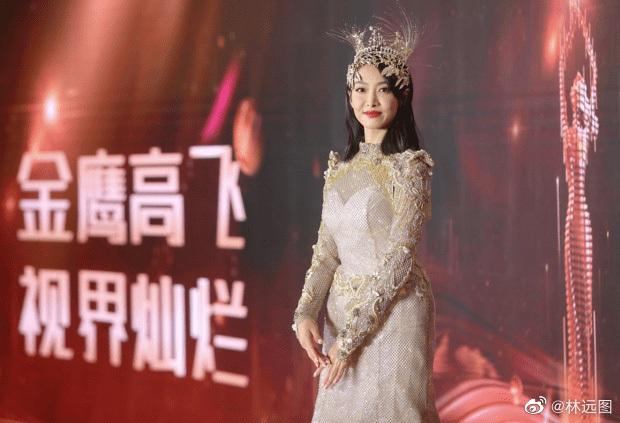 Cuối cùng Nữ thần Kim Ưng 2020 đã lộ diện: Victoria ngộp thở, thảm hoạ từ hậu trường đến sự kiện, còn bị tố đạo nhái - Ảnh 8.