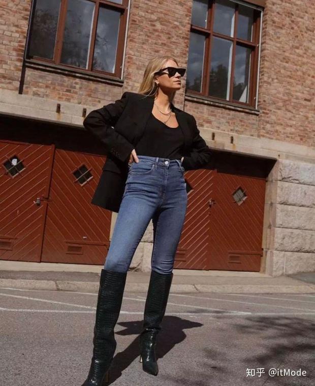 3 kiểu boots được những nàng sành điệu chăm diện nhất mùa lạnh, nàng công sở còn chờ gì mà không sắm - Ảnh 5.