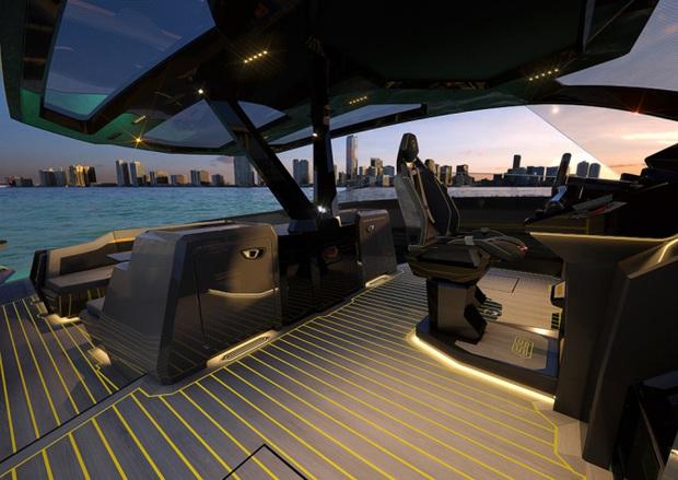 Gã điên Conor McGregor chơi lớn chi 80 tỷ để mua siêu du thuyền, cả thế giới chỉ có vỏn vẹn 63 chiếc - Ảnh 5.