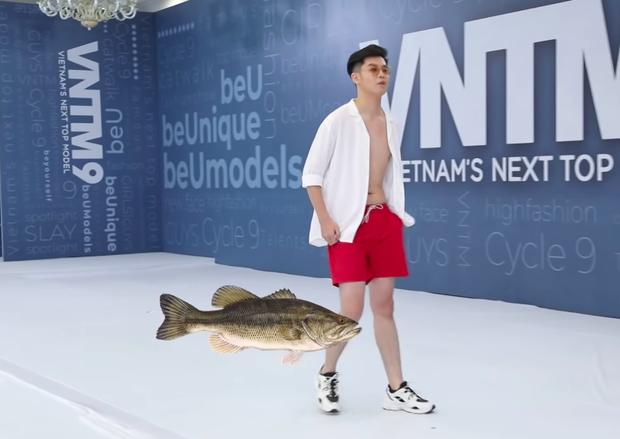 Hậu duệ cá hú khẳng định chắc nịch sẽ thành Quán quân Vietnams Next Top Model mùa 9 - Ảnh 2.