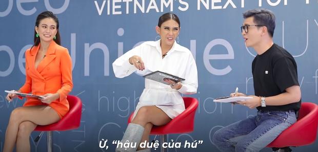 Hậu duệ cá hú khẳng định chắc nịch sẽ thành Quán quân Vietnams Next Top Model mùa 9 - Ảnh 5.