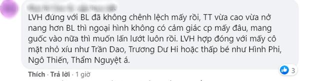Nghe tin La Vân Hi sánh đôi Trình Tiêu ở phim mới, fan lo anh nhà lại hóa nấm lùn như trong Đường Mật - Ảnh 2.