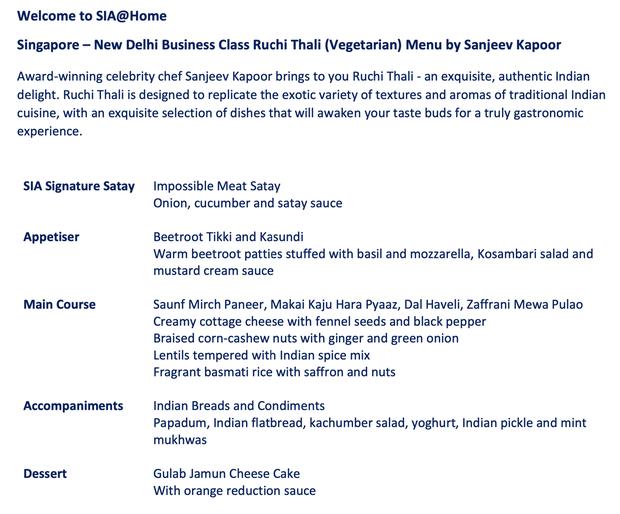Món ăn hạng thương gia nhìn sợ hết hồn của Singapore Airlines, nếm thử thì ngon hết nấc - Ảnh 2.