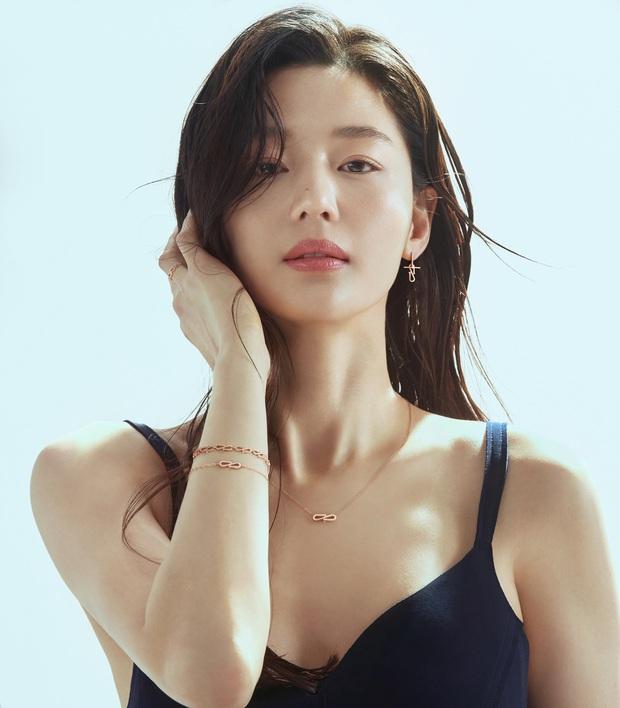 Bác sĩ thẩm mỹ chọn ra mỹ nhân Hàn đẹp nhất thập niên 1990: Jeon Ji Hyun huyền thoại nhưng vẫn thua đẹp vì Lee Young Ae! - Ảnh 14.