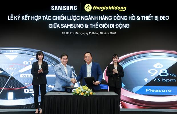 Khi smartphone đã trở nên quá quen thuộc, Thế giới Di Động và Samsung chuẩn bị mang tới kỷ nguyên mới cho smartwatch tại Việt Nam - Ảnh 2.