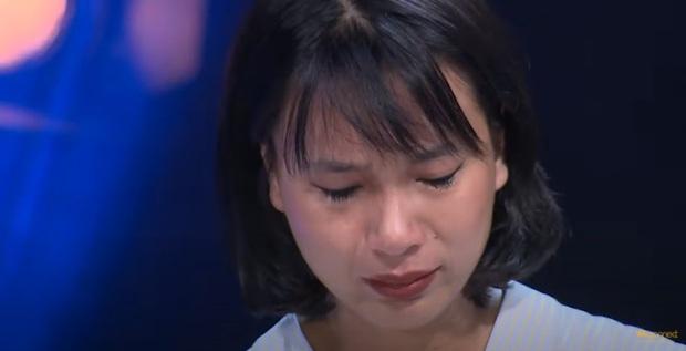 Võ Hoàng Yến, Hoàng Thùy Linh, Giang Ơi... đồng loạt rơi nước mắt trong phiên bản mới của Như Chưa Hề Có Cuộc Chia Ly - Ảnh 2.