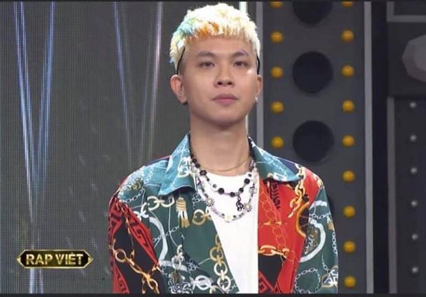 Từng đánh bại Ricky Star, R.Tee bất ngờ nhận phiếu trắng tại vòng 3 Rap Việt - Ảnh 1.