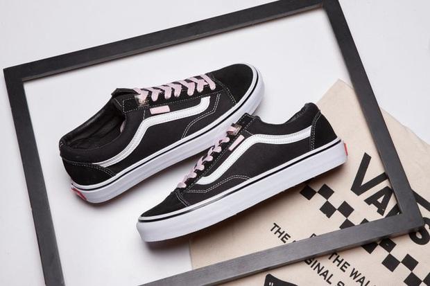 Từ chân của những gã skater đường phố cho đến kệ giày của BLACKPINK, tại sao tất cả lại điên đảo với Vans Old Skool? - Ảnh 12.