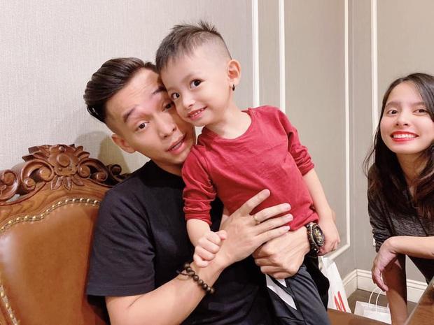 Pháo chụp ảnh cùng con trai Độ Mixi - Tùng Sói, dân tình bối rối không biết chọn cô hay chọn cháu đây? - Ảnh 2.