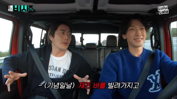 2 mỹ nam Bi Rain và Kwon Sang Woo tranh thủ kể về vợ trên sóng truyền hình - Ảnh 3.
