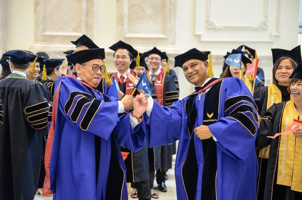 VinUni chính thức khai giảng năm học đầu tiên, 260 tân sinh viên khoá I đều sở hữu thành tích khủng - Ảnh 5.
