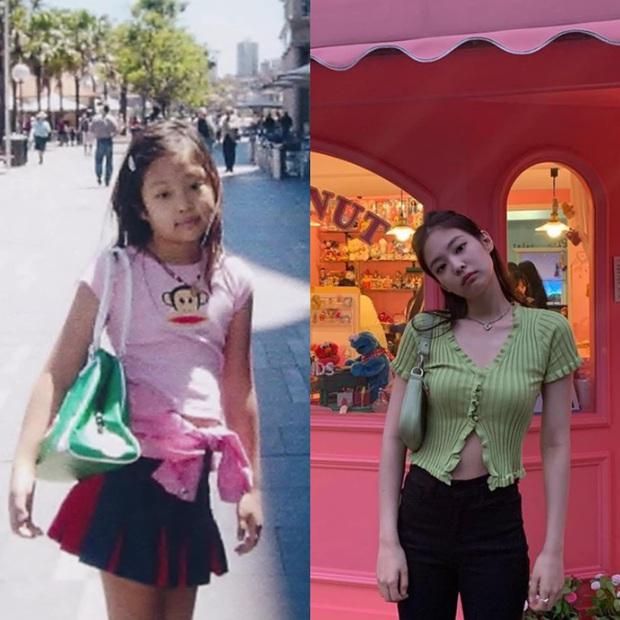 """Lỡ công khai ảnh hồi nhỏ, Jennie bỗng trở thành gương mặt bị netizens """"biến hoá khôn lường"""", viral khắp MXH chỉ sau 1 đêm - Ảnh 17."""