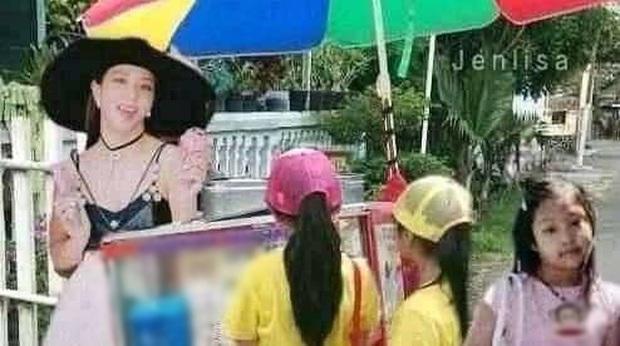 """Lỡ công khai ảnh hồi nhỏ, Jennie bỗng trở thành gương mặt bị netizens """"biến hoá khôn lường"""", viral khắp MXH chỉ sau 1 đêm - Ảnh 8."""