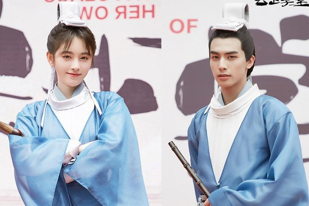 Tống Uy Long: Tân binh chuyên cặp chị lớn trên phim lại thích hôn gái xinh trên phố, cứ đụng cổ trang là bị fan chê tan tành - Ảnh 9.