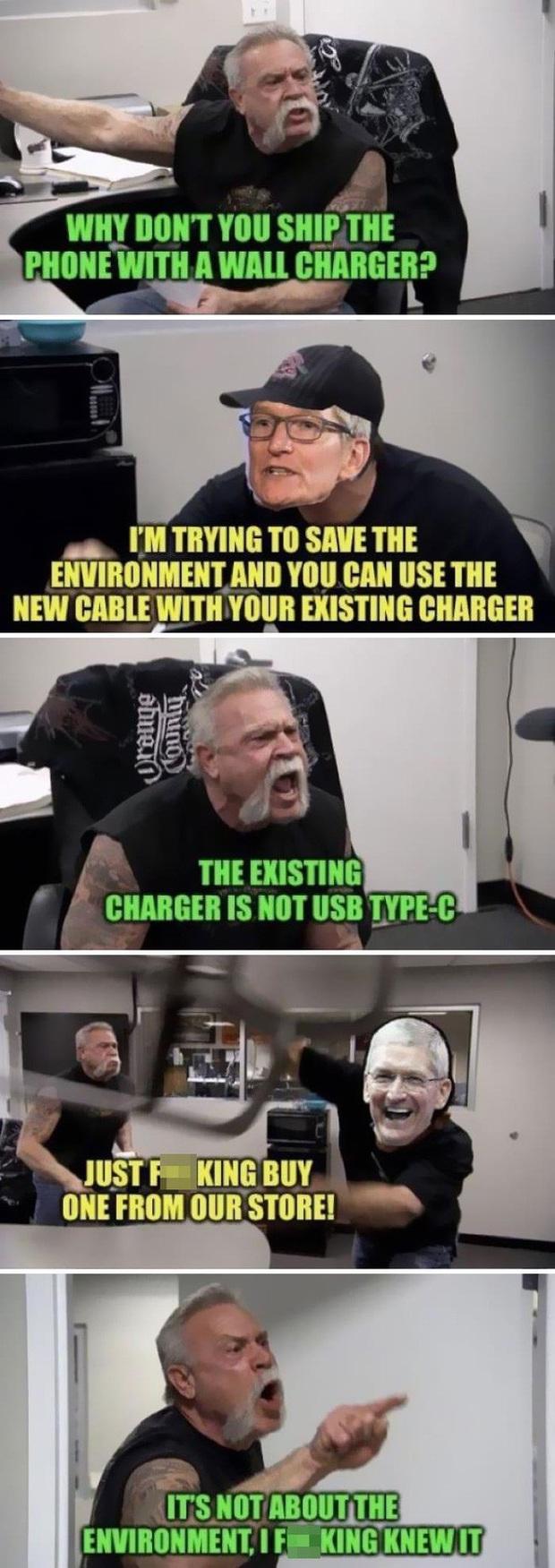Apple cuối cùng cũng dùng hoàn toàn cáp sạc USB-C cho iPhone, nhưng theo cách tồi tệ nhất có thể - Ảnh 2.
