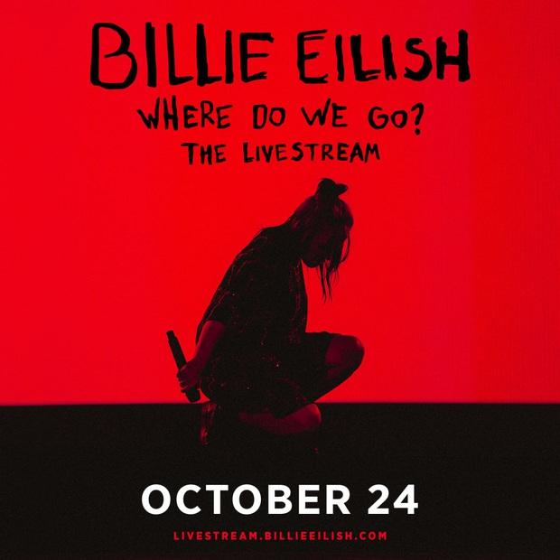 Fan Việt Nam sẽ được nhận vé miễn phí xem concert online của Billie Eilish, liệu cô nàng có phá được kỉ lục của BTS và TFBOYS? - Ảnh 4.