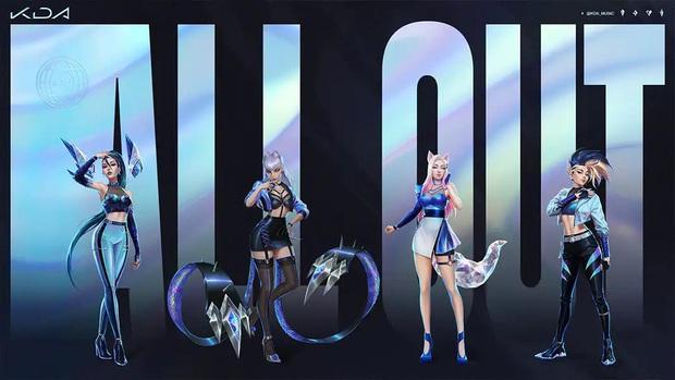 TWICE sẽ kết hợp cùng nhóm nhạc ảo K/DA trong album mới, nữ ca sĩ Seraphine cũng sẽ góp giọng - Ảnh 1.