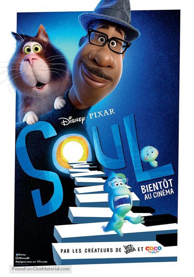 5 lý do đặt gạch hóng SOUL của Pixar: Ekip mất cả buổi họp chỉ để lựa râu mèo, Việt Nam chiếu rạp hẳn hoi thay vì lên mạng - Ảnh 8.