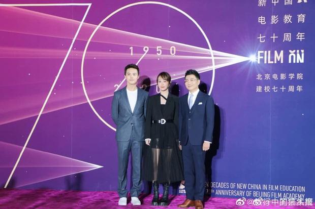 Sao khủng đổ bộ lễ kỷ niệm 70 năm Học viện Điện ảnh Bắc Kinh: Dương Mịch - Dương Tử đọ sắc, đôi chân của Quan Hiểu Đồng gây bão - Ảnh 8.