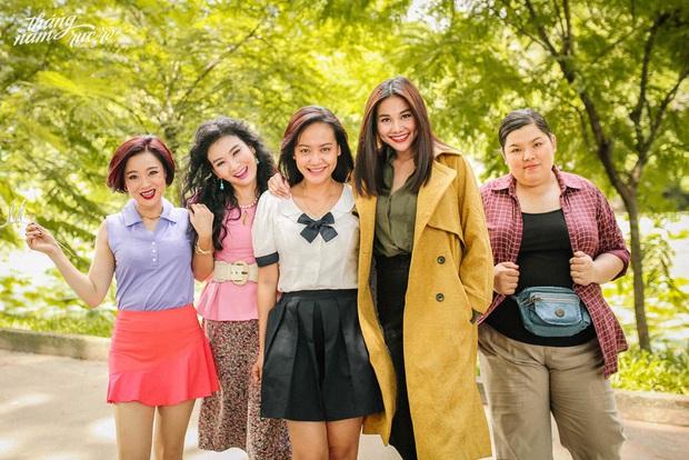 6 hội bạn nữ quyền oanh tạc phim Việt: Băng đảng nào cũng dư thừa nhan sắc, không giàu có cũng cực tài giỏi nha! - Ảnh 3.
