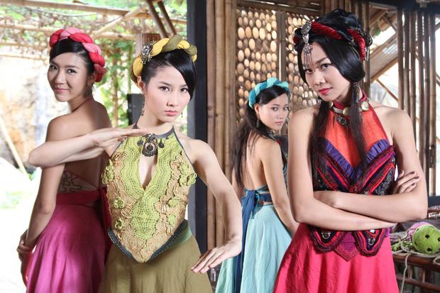 6 hội bạn nữ quyền oanh tạc phim Việt: Băng đảng nào cũng dư thừa nhan sắc, không giàu có cũng cực tài giỏi nha! - Ảnh 8.
