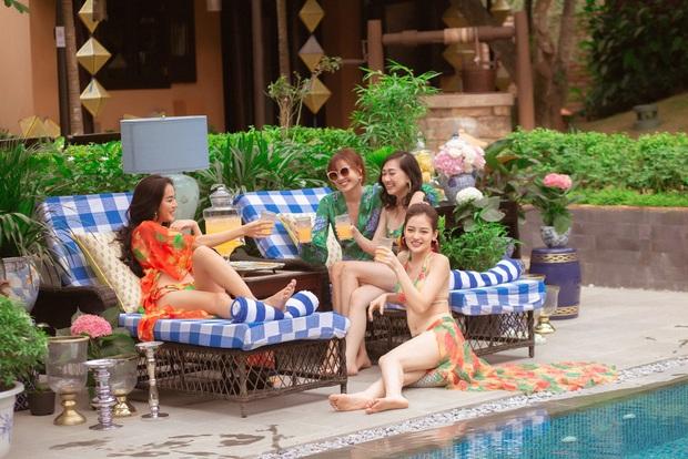 6 hội bạn nữ quyền oanh tạc phim Việt: Băng đảng nào cũng dư thừa nhan sắc, không giàu có cũng cực tài giỏi nha! - Ảnh 13.