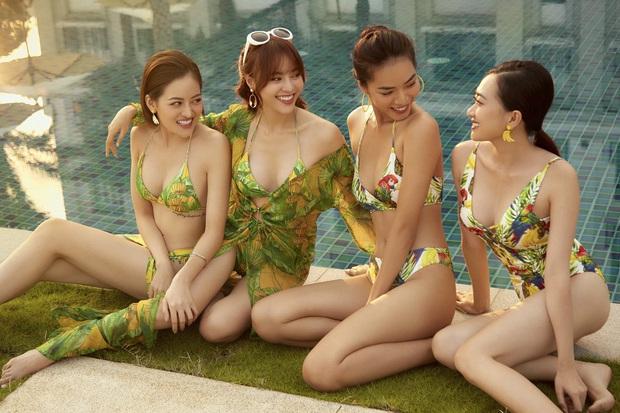 6 hội bạn nữ quyền oanh tạc phim Việt: Băng đảng nào cũng dư thừa nhan sắc, không giàu có cũng cực tài giỏi nha! - Ảnh 15.