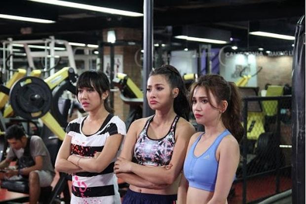6 hội bạn nữ quyền oanh tạc phim Việt: Băng đảng nào cũng dư thừa nhan sắc, không giàu có cũng cực tài giỏi nha! - Ảnh 22.