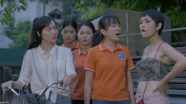 6 hội bạn nữ quyền oanh tạc phim Việt: Băng đảng nào cũng dư thừa nhan sắc, không giàu có cũng cực tài giỏi nha! - Ảnh 25.