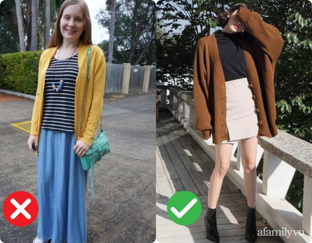 3 kiểu diện cardigan biến bạn thành thảm họa thời trang, kém sang không cứu nổi - Ảnh 3.