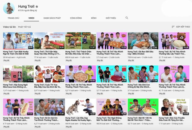 Được mở lại kênh YouTube nhưng Hưng Vlog vẫn bị tắt kiếm tiền, tiếp tục bài ca thề thốt không vi phạm thuần phong mỹ tục nữa - Ảnh 2.