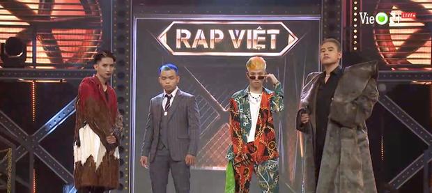 Buồn của Trấn Thành: Học trò Suboi gửi lời yêu tất cả HLV lẫn giám khảo Rap Việt nhưng... tên MC thì lơ đẹp - Ảnh 1.
