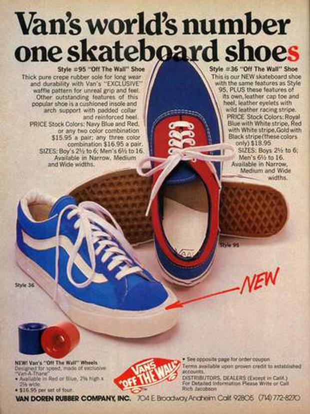 Từ chân của những gã skater đường phố cho đến kệ giày của BLACKPINK, tại sao tất cả lại điên đảo với Vans Old Skool? - Ảnh 4.