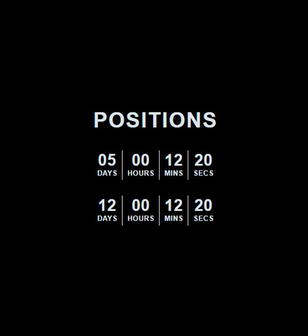 Ariana Grande xác nhận lịch tung MV và album mới Positions, nhạc sĩ viết cho BLACKPINK và The Weeknd cũng kết hợp! - Ảnh 2.